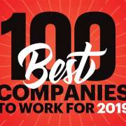 PRESS RELEASE: Trillium Named One of the 100 Best Companies to Work For 2019