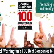 Trillium Named One of the 2019 100 Best Companies To Work For By Seattle Business Magazine