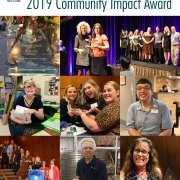 Trillium Presented With 2019 Community Impact Award